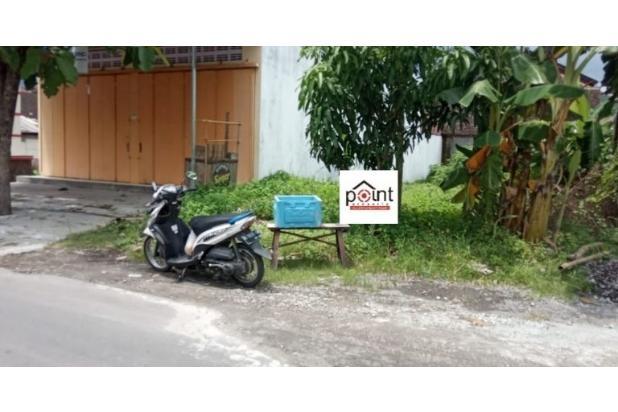 Rp431jt Tanah Dijual