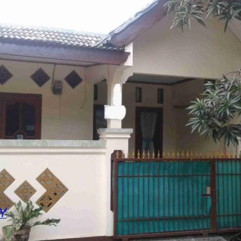Rumah Sewaan 12 Juta/Thn di Bumi Anggrek Bekasi (RT)