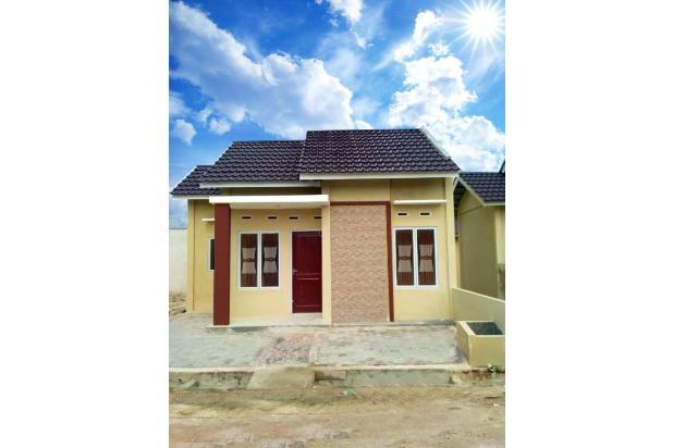 Rp123jt Rumah Dijual