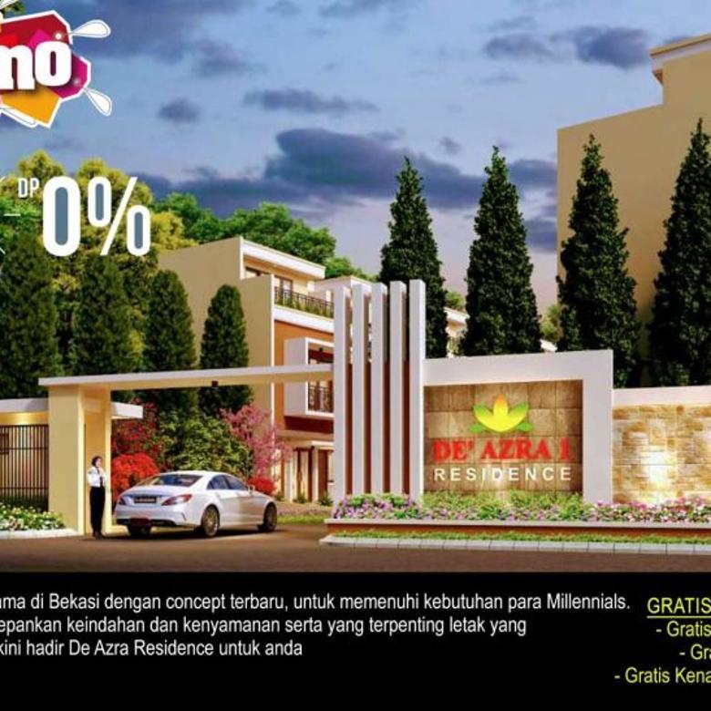 Dijual Rumah Baru Minimalis Smart Home Dekat Tol Jatiasih A107