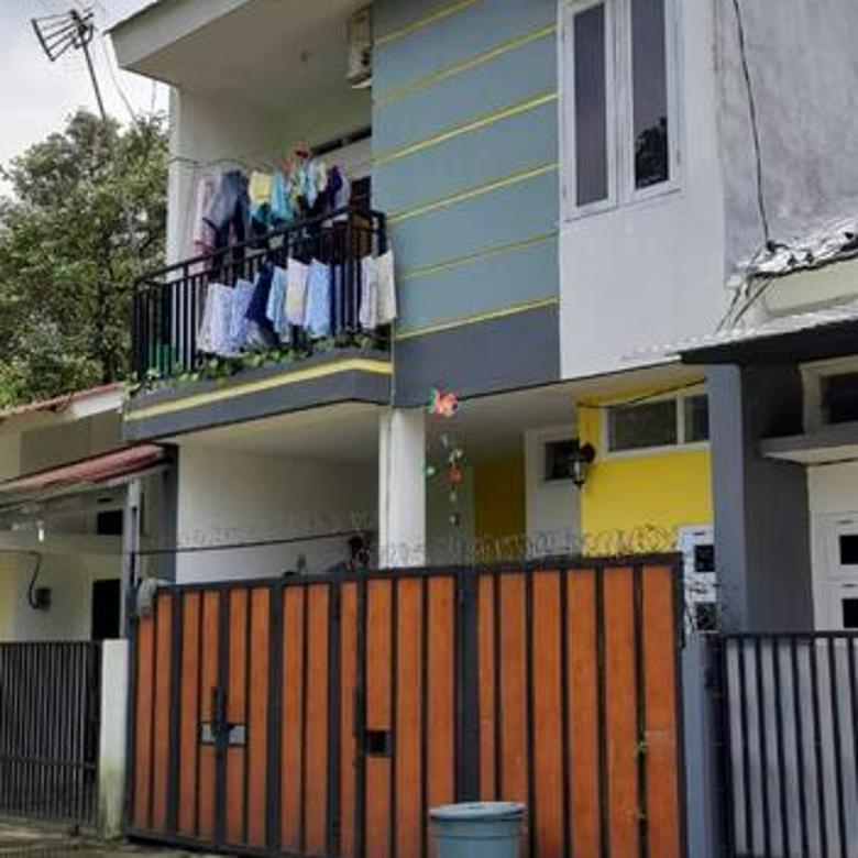 Rumah 2 Lantai Berikut Furniturenya di Pasir Putih Sawangan Depok