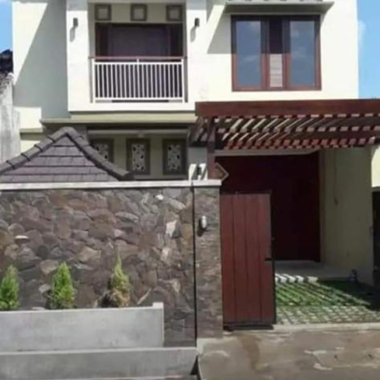 Rumah Lantai 2 Di Teuku Umar Barat Jln Marboro Denpasar Bali