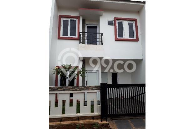 Rumah Murah Ready Stok 2 Lantai Didalam Townhouse 6 Unit Jatibening Bekasi 14706524