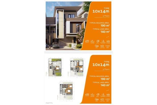 Rp5,77mily Rumah Dijual