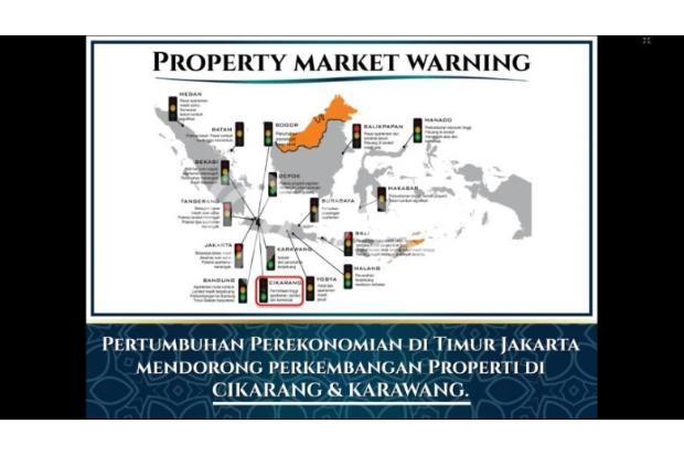 Apartemen murah cicilan ringan di jababeka cikarang utara, Bekasi 13244687