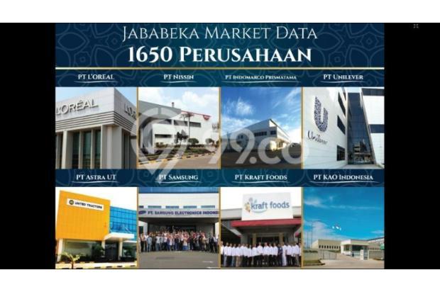 Apartemen murah cicilan ringan di jababeka cikarang utara, Bekasi 13244711