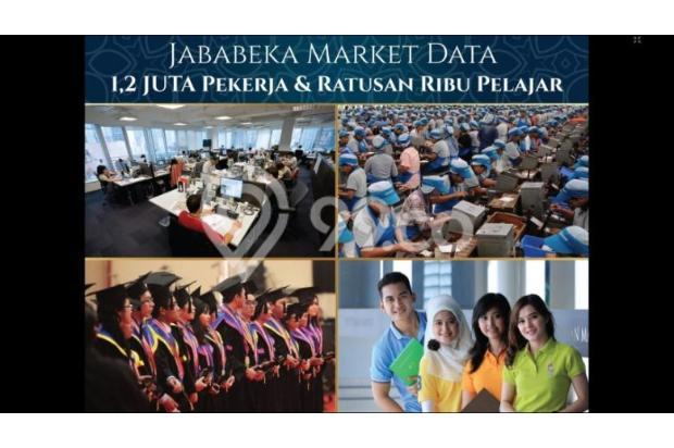 Apartemen murah cicilan ringan di jababeka cikarang utara, Bekasi 13244708