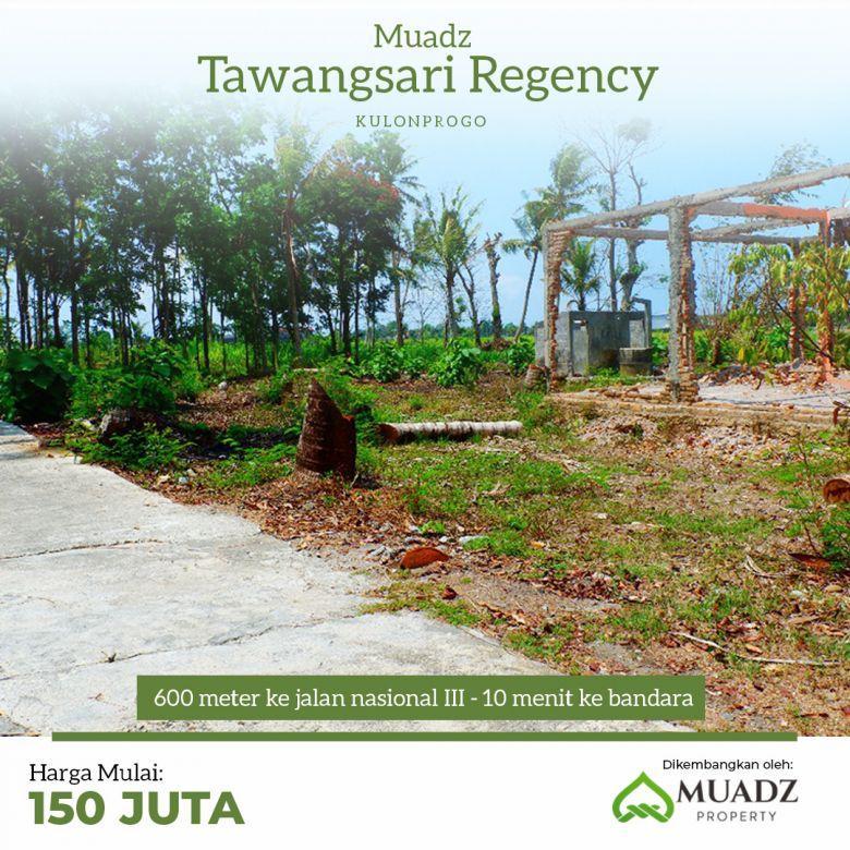 Tanah Kavling Premium 7 Km Saja Dari Bandara