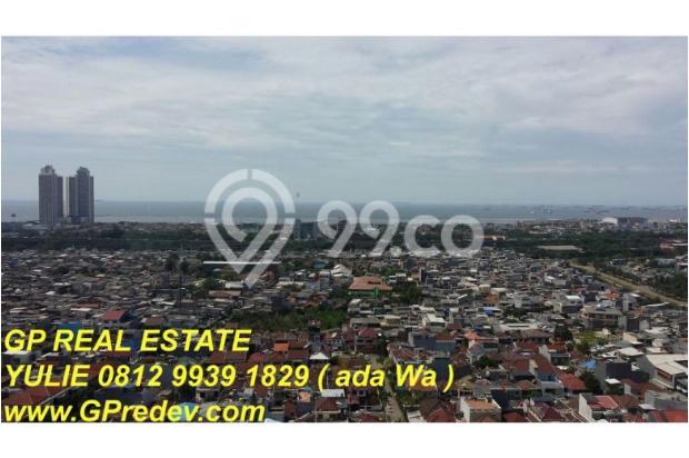 Dijual Apartemen Sunter Icon Tower West Sunter HOEK Furnish BU Murah 3KT 8058627