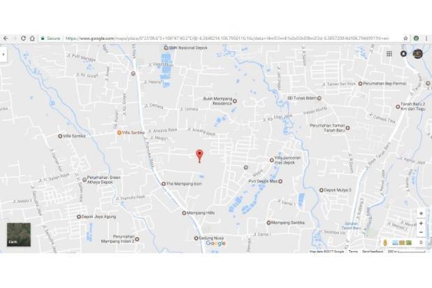 Rumah Dijual Mampang Depok Bisa KPR DP Suka-suka 10332600