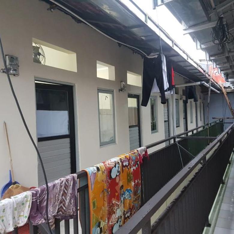 kost 24 kamar Dekat Pasar Kiara Condong Kota Bandung
