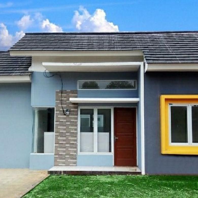 Dijual Rumah Murah Akses Stasiun di SAI Residence Bogor