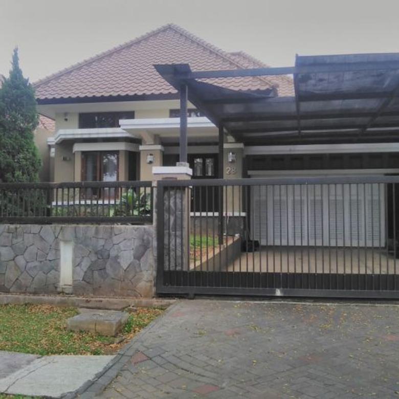 Rumah Mewah Kota Baru Parahyangan, Bandung Tempoe Doeloe