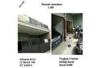Rumah Siap Huni Manukan Surabaya Barat