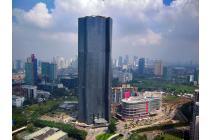 Dijual Ruang Kantor 379 sqm di Bakrie Tower, Epicentrum, Jakarta Selatan
