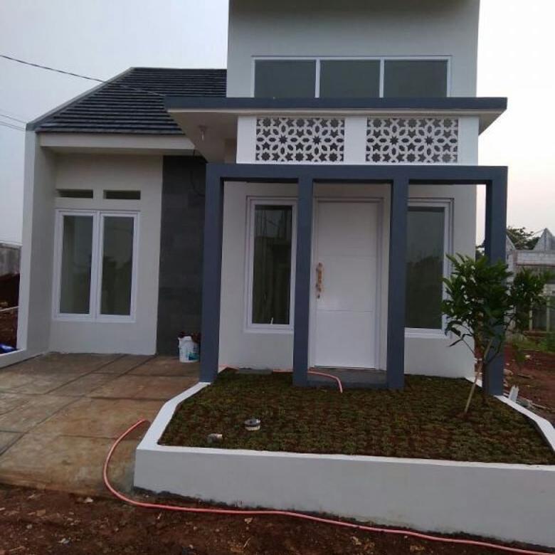 Rumah syariah 300 jutaan dekat St.Citayam di  Bojonggede Bogor