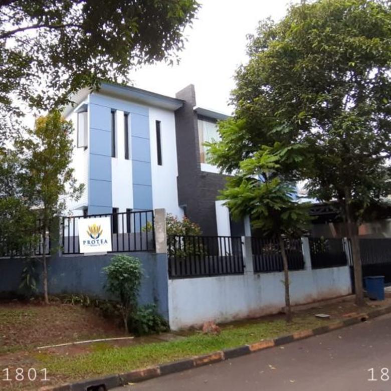 Rumah Siap Dibeli Di Dalam Cluster Favorit Di BSD