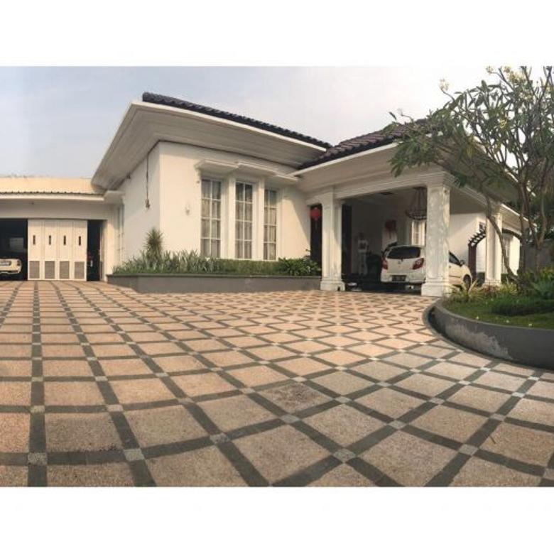 DIJUAL CEPAT  RUMAH @ REMPOA   DEKAT PONDOK INDAH MALL JAKARTA SELATAN