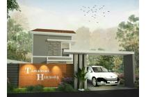 Rumah murah 2 lantai promo  500 jutaan di Cihanjuang Cimahi