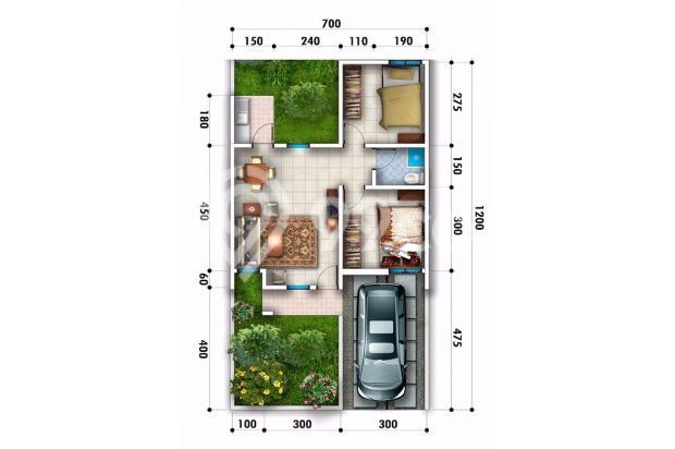 Rumah minimalis di Bekasi jatiasih, rumah bekasi bebas banjir 13873230