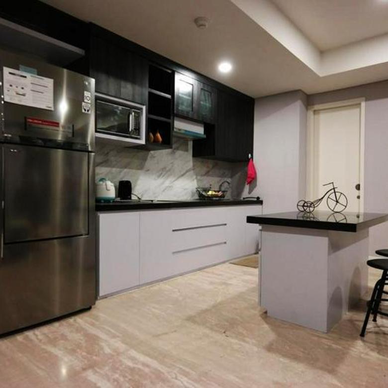 Harga Rugi Apartemen Landmark Residence (2BR + 1BR jadi satu)