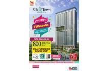 Apartment Super Block at Alam Sutera  Fully Furnish