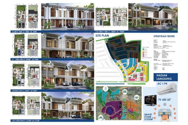Prelaunching Rumah Cluster Matsu @Shinano, Jakarta Garden CIty 16048789
