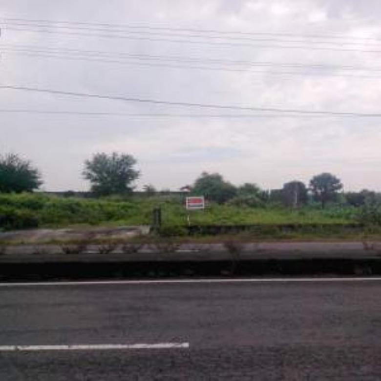 Tanah Babat Kawasan Strategis Lamongan - Bojonegoro