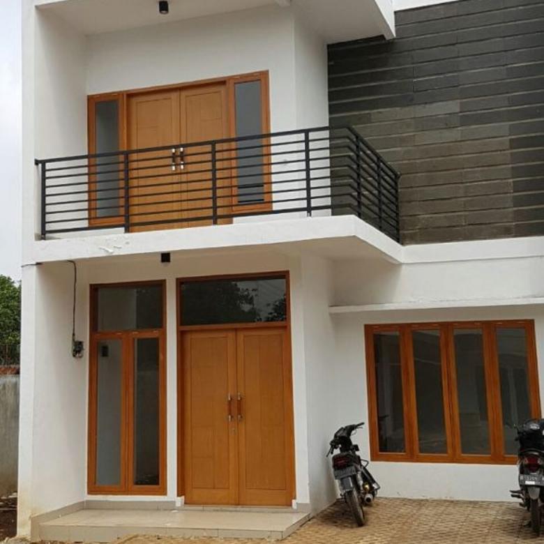 Rumah View Gunung Dekat Kawasan Kampus Jatinagor Bandung