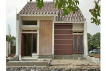 Rumah Cluster dekat stasiun dan masjid kubah emas depok KPR tanpa DP
