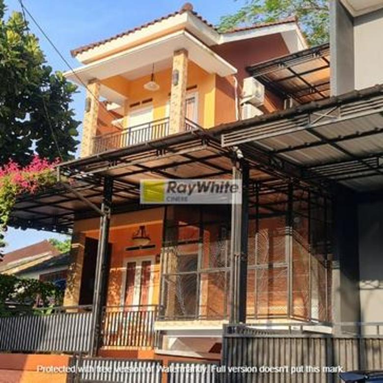 Rumah Mewah Harga Terjangkau Siap Huni Lokasi di Pondok Cabe