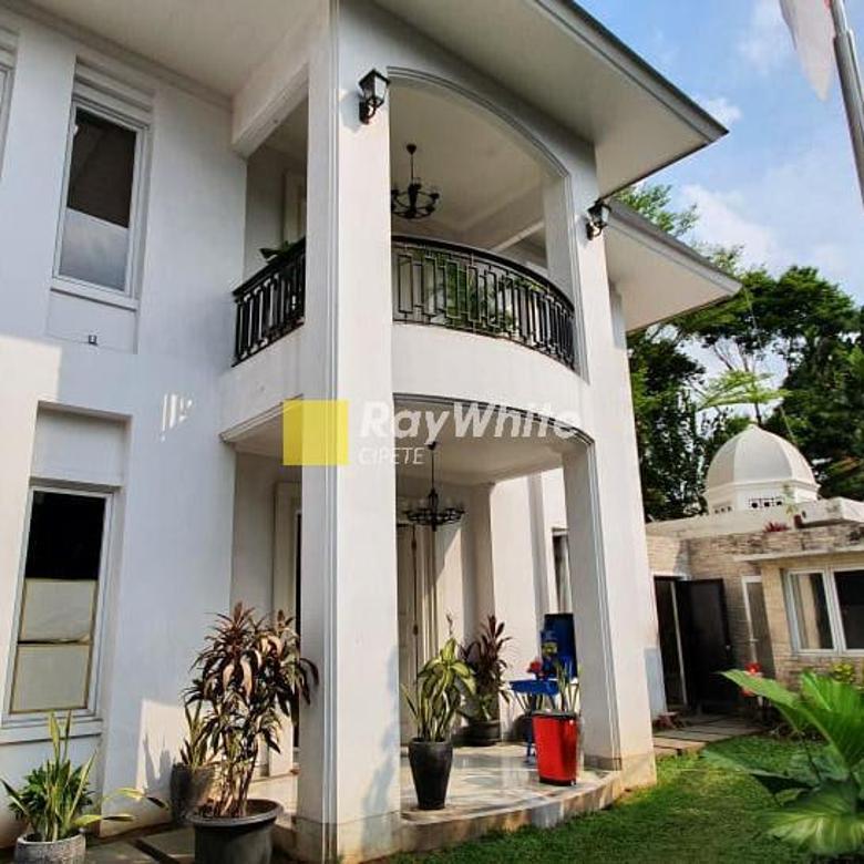 Rumah Mewah, Cantik Di Kawasan Senopati Kebayoran Baru