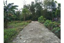 Tanah Kavling 162m dan 187m Argomulyo, Sedayu, Bantul