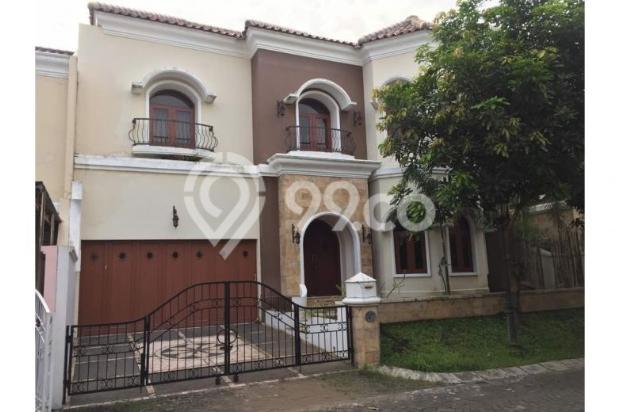 jual rumah mewah dalam perumahan casagrande dekat ringroad