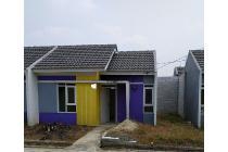 Rumah over kredit bisa dibuat 2 lantai daerah parung panjang b