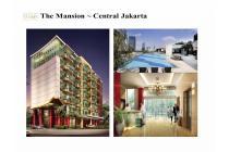 Dijual hotel GP kuningan best western/Mansion kuningan