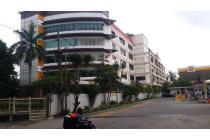 Gedung 5 lantai  Arteri kelapa 2 raya jalan panjang murah