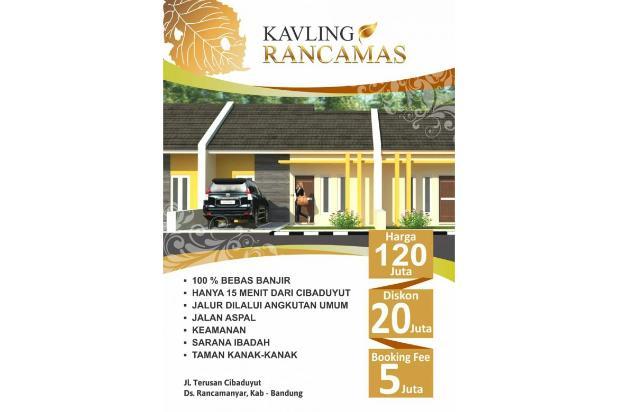 Rumah paling Murah Se Bandung Raya Dijamin 45/70 hanya 120jt