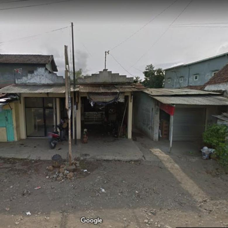 Jual Toko & bengkel ada rumah di Raya jetak pasuruan 0 jl raya