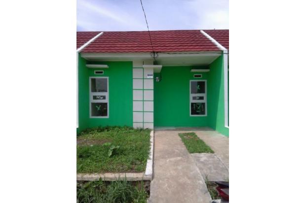 Rp162jt Rumah Dijual