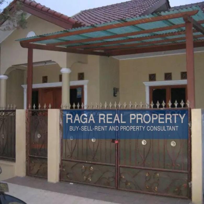 Rumah Dijual Murah dan Cepat di Graha Raya Bintaro