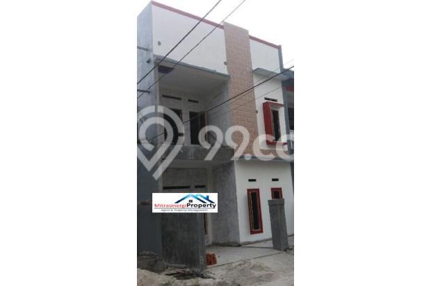 Rumah Hook 2 Lantai di Boulevard Hijau Bekasi 17794799