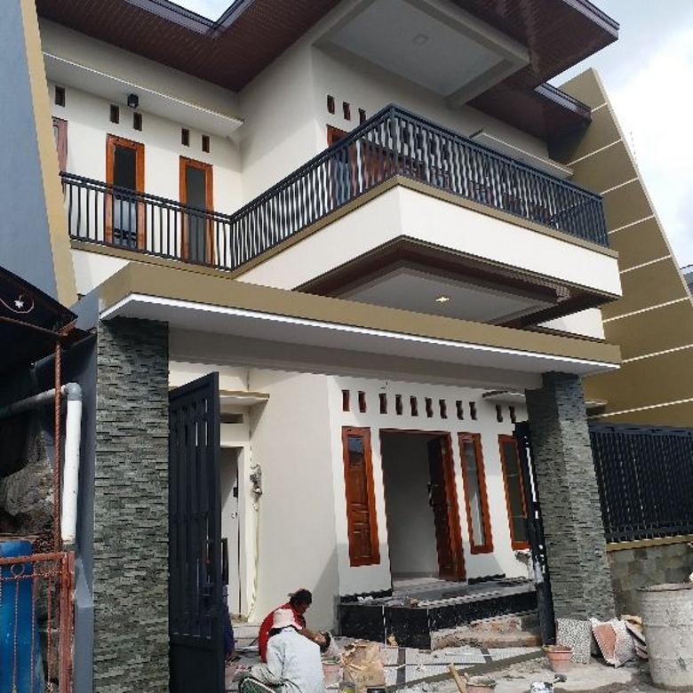 Rumah Mewah 2 Lt Design Istimewa Solo Kota