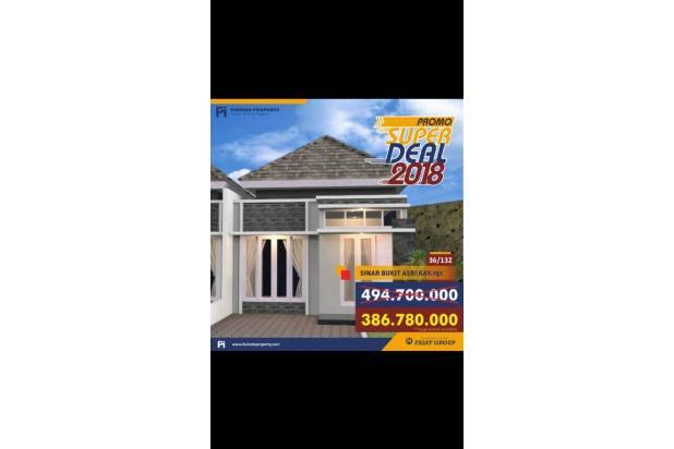 Rp307jt Rumah Dijual