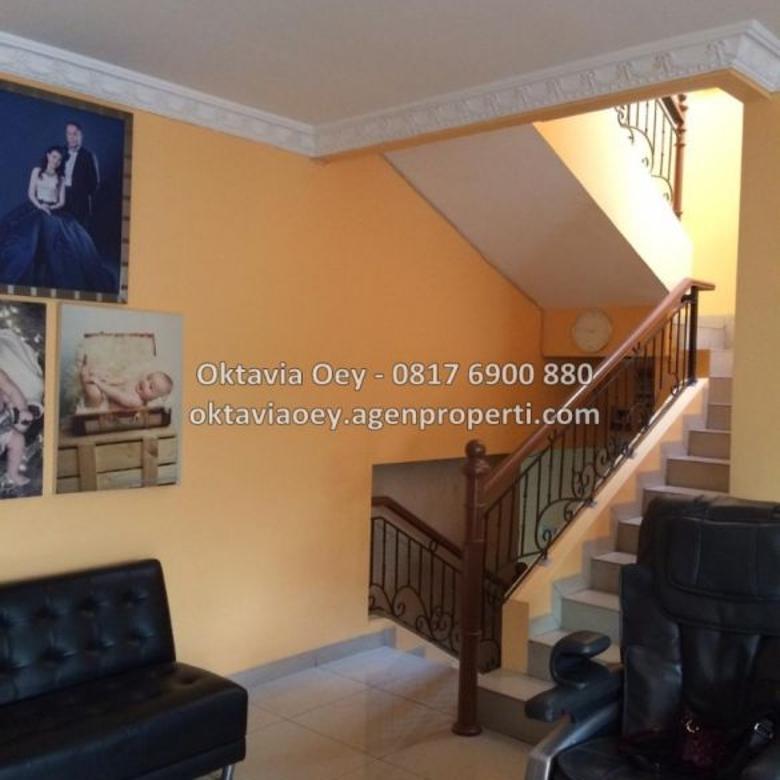 Dijual Rumah Katamaran PIK, 9x21.7, Semi Furnished, Siap Huni