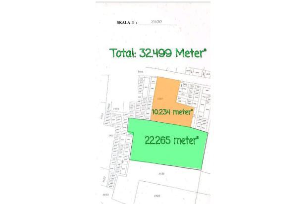 Rp425rb Tanah Dijual