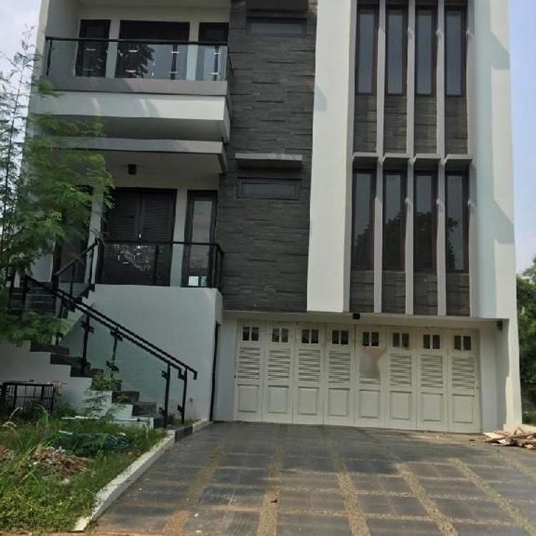 Dijual Rumah di Sutera Onyx, Alam Sutera, Tangerang Selatan