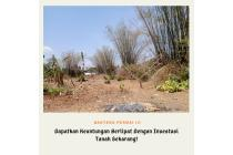Tanah Premium Harga Miring Cuma di Banteng Permai III