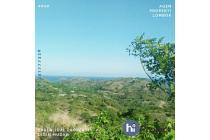 2,7 Hektar Tanah bukit di Kuta Mandalika Lombok tengah T425