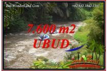 Under Market Price 7,600 sqm in Semana Badung